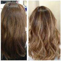 BRONDE Before and After